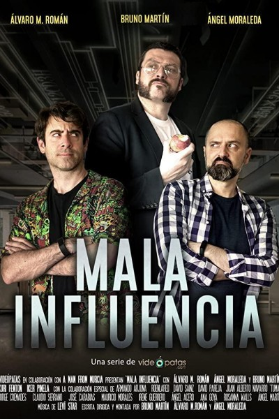 Caratula, cartel, poster o portada de Mala influencia