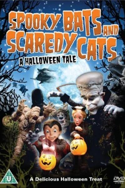 Caratula, cartel, poster o portada de Spooky Bats and Scaredy Cats