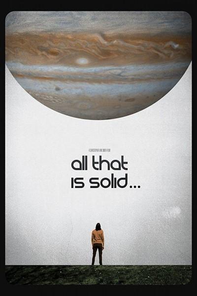 Caratula, cartel, poster o portada de All That Is Solid