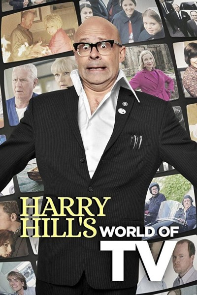 Caratula, cartel, poster o portada de Harry Hill\'s World of TV