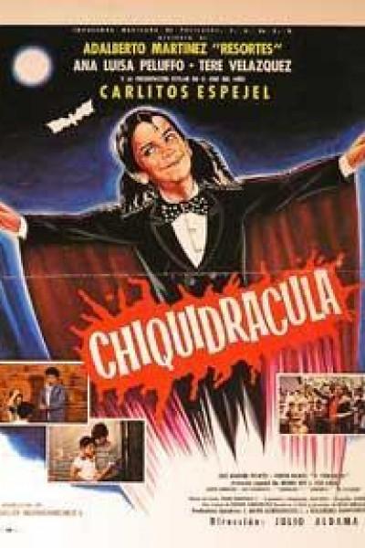 Caratula, cartel, poster o portada de Chiquidrácula