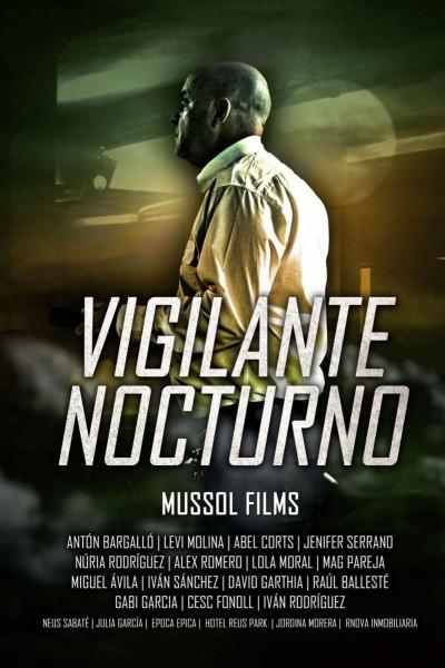 Caratula, cartel, poster o portada de Vigilante nocturno