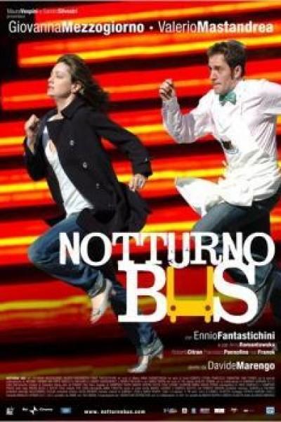 Caratula, cartel, poster o portada de Bus nocturno