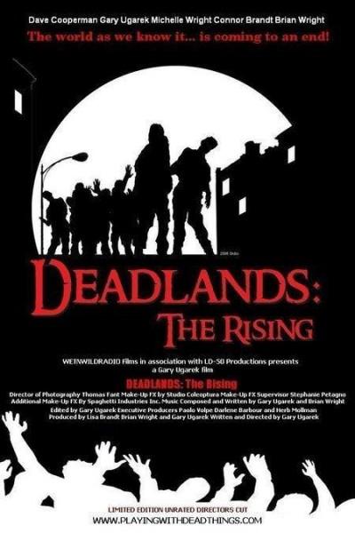 Caratula, cartel, poster o portada de Deadlands: The Rising