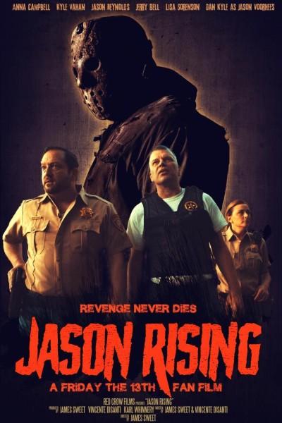 Caratula, cartel, poster o portada de Jason Rising: A Friday the 13th Fanfilm