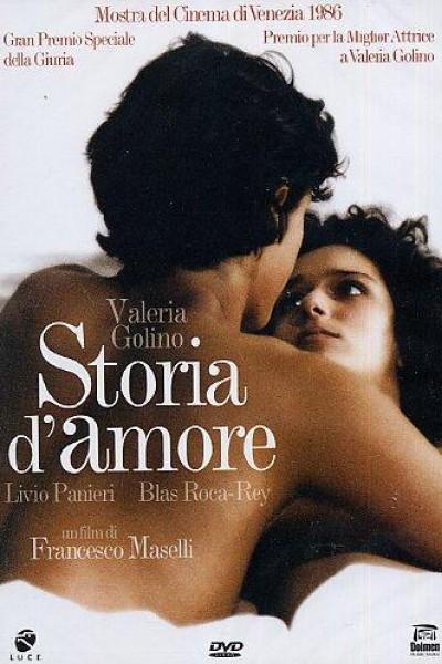 Caratula, cartel, poster o portada de Storia d\'amore (A Tale of Love)