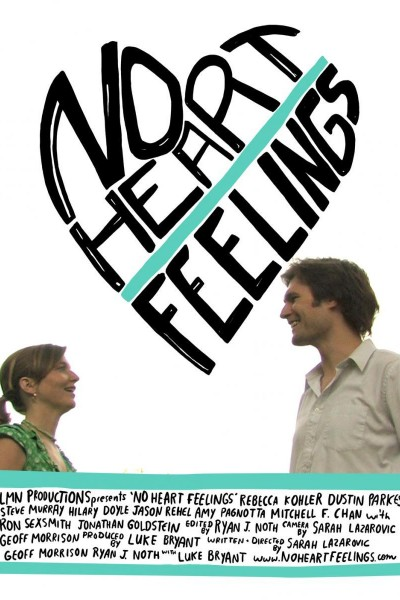 Caratula, cartel, poster o portada de No Heart Feelings