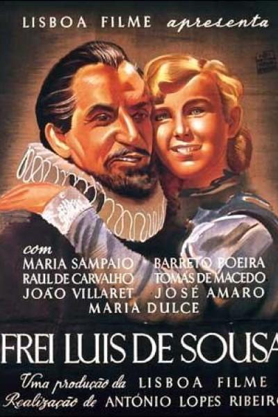 Caratula, cartel, poster o portada de Fray Luís de Sousa