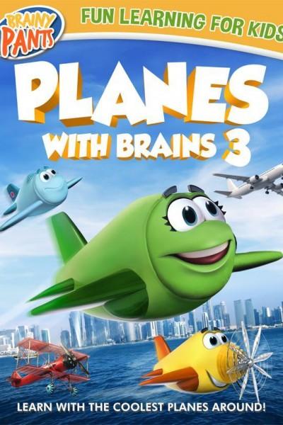 Caratula, cartel, poster o portada de Planes with Brains 3