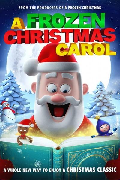Caratula, cartel, poster o portada de A Frozen Christmas Carol