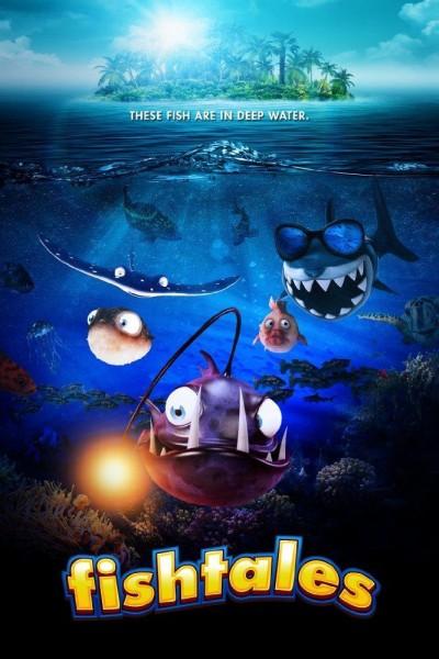 Caratula, cartel, poster o portada de Fishtales