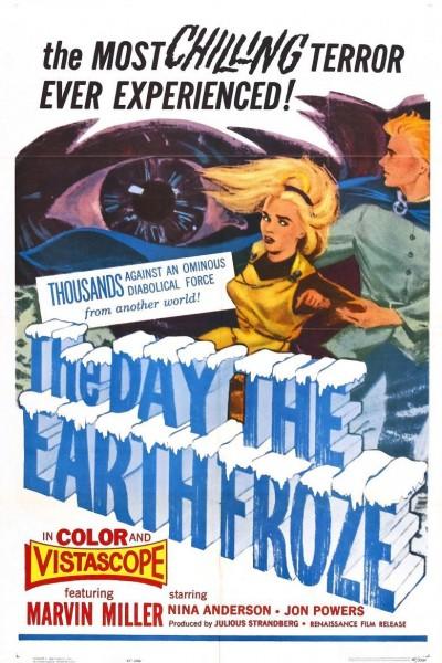 Caratula, cartel, poster o portada de The Day the Earth Froze