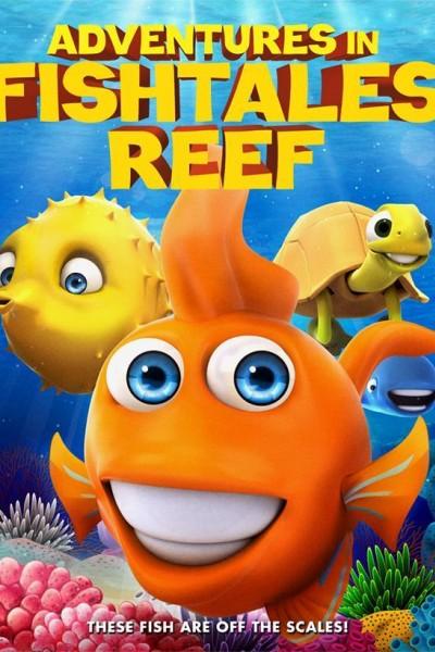 Caratula, cartel, poster o portada de Adventures in Fishtale Reef