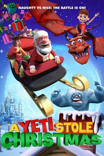 Caratula, cartel, poster o portada de A Yeti Stole Christmas