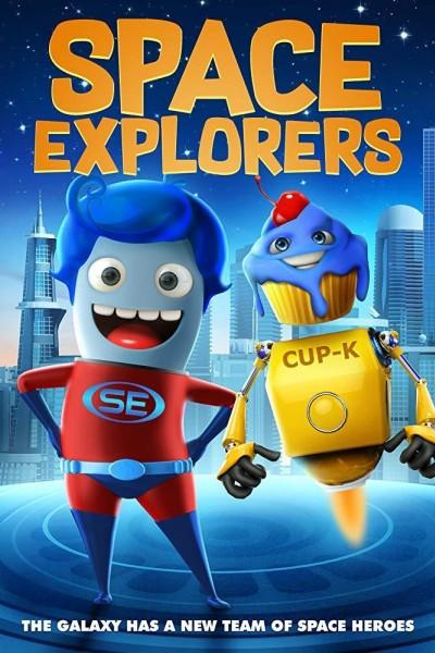 Caratula, cartel, poster o portada de Space Explorers