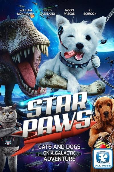 Caratula, cartel, poster o portada de Star Paws