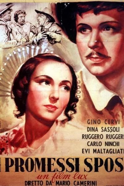 Caratula, cartel, poster o portada de Los novios