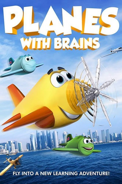 Caratula, cartel, poster o portada de Planes with Brains
