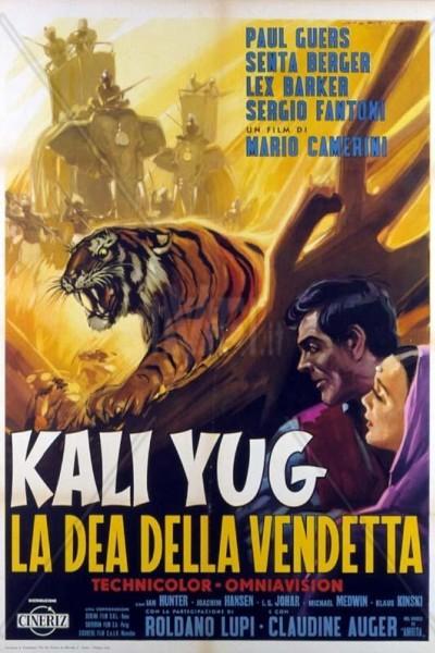 Caratula, cartel, poster o portada de Kali Yug, la dea della vendetta
