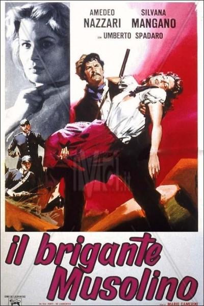 Caratula, cartel, poster o portada de El bandido calabrés