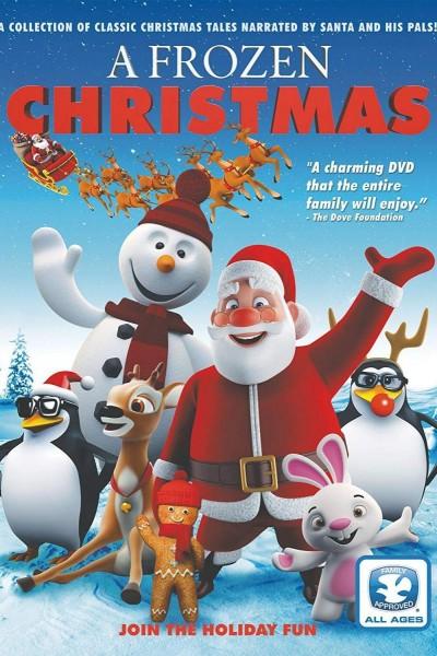 Caratula, cartel, poster o portada de A Frozen Christmas