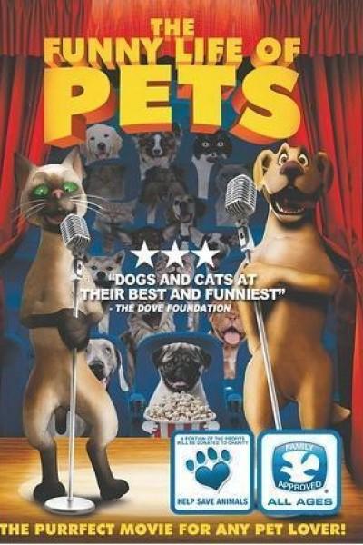 Caratula, cartel, poster o portada de The Funny Life of Pets