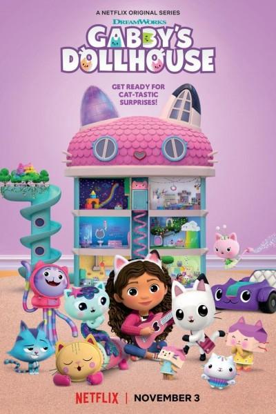 Caratula, cartel, poster o portada de Gabby\'s Dollhouse