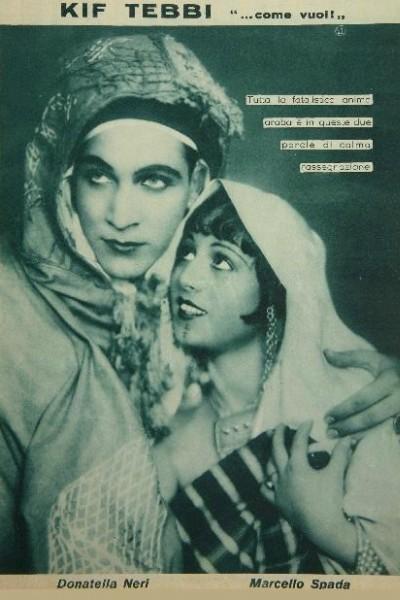 Caratula, cartel, poster o portada de Kif Tebbi