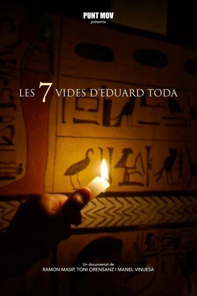 Caratula, cartel, poster o portada de Les set vides d\'Eduard Toda