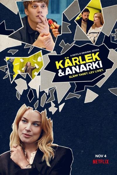 Caratula, cartel, poster o portada de Amor y anarquía