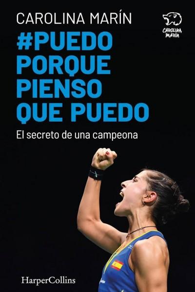 Caratula, cartel, poster o portada de Carolina Marín: Puedo porque pienso que puedo