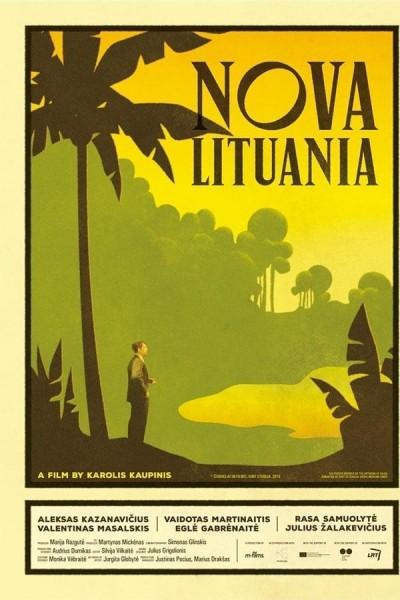 Caratula, cartel, poster o portada de Nova Lituania
