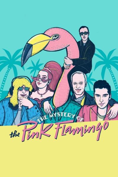 Caratula, cartel, poster o portada de El misterio de Pink Flamingo