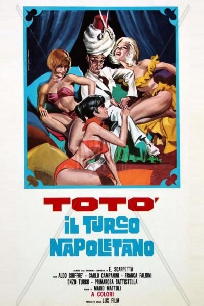 Caratula, cartel, poster o portada de Un turco napolitano