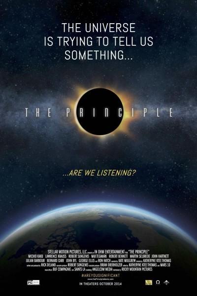 Caratula, cartel, poster o portada de The Principle