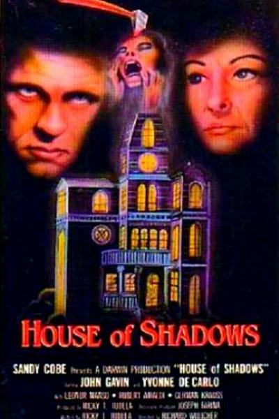 Caratula, cartel, poster o portada de La casa de las sombras
