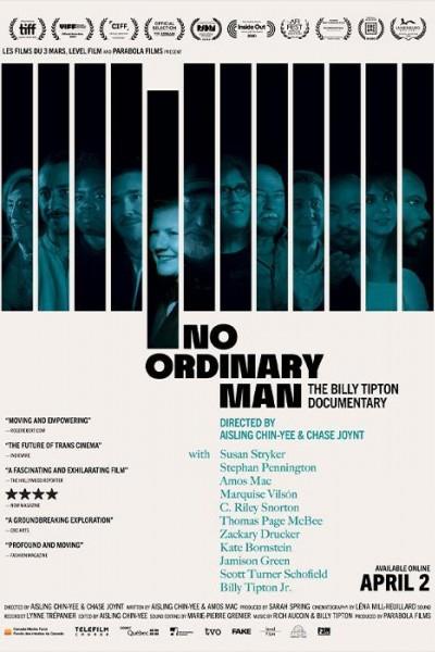 Caratula, cartel, poster o portada de No Ordinary Man