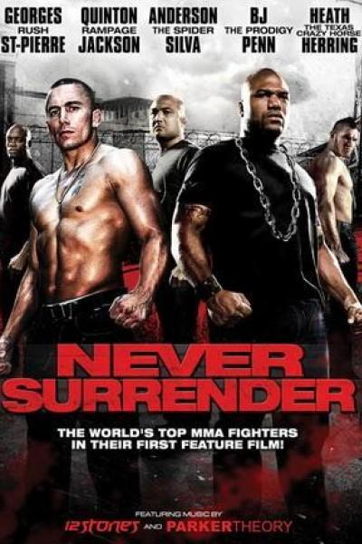 Caratula, cartel, poster o portada de Never Surrender