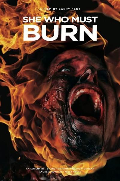Caratula, cartel, poster o portada de She Who Must Burn