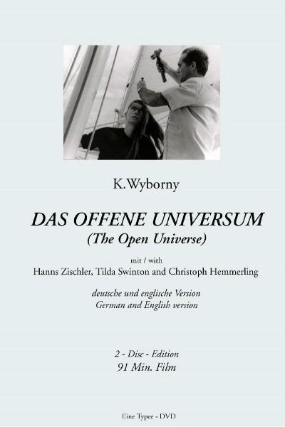 Caratula, cartel, poster o portada de The Open Universe