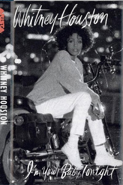 Caratula, cartel, poster o portada de Whitney Houston: I\'m Your Baby Tonight (Vídeo musical)
