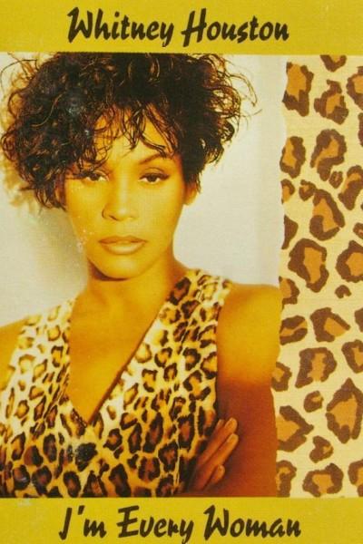 Caratula, cartel, poster o portada de Whitney Houston: I\'m Every Woman (Vídeo musical)