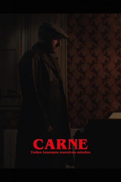 Caratula, cartel, poster o portada de Carne
