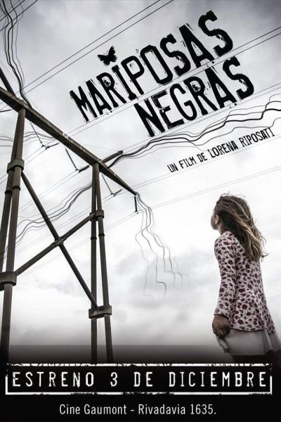 Caratula, cartel, poster o portada de Mariposas negras