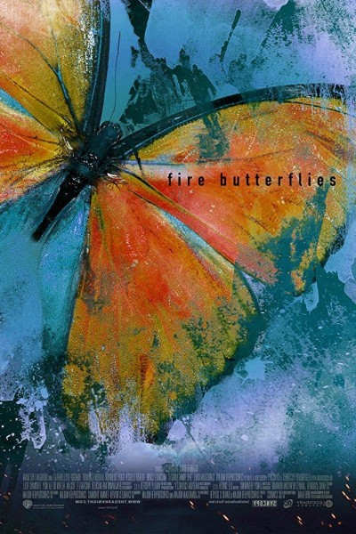 Caratula, cartel, poster o portada de Mariposas de fuego