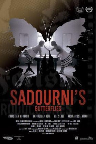 Caratula, cartel, poster o portada de Las mariposas de Sadourní