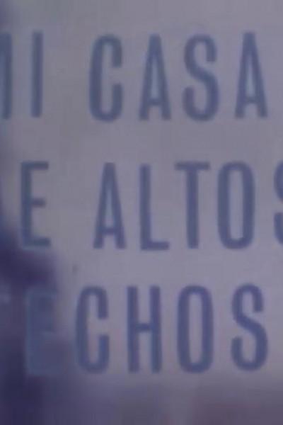 Caratula, cartel, poster o portada de Mi casa de altos techos