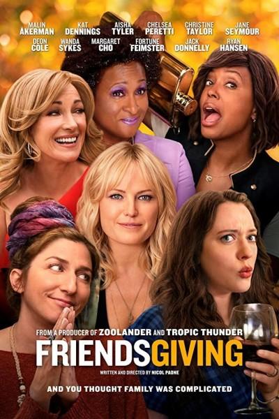 Caratula, cartel, poster o portada de Friendsgiving