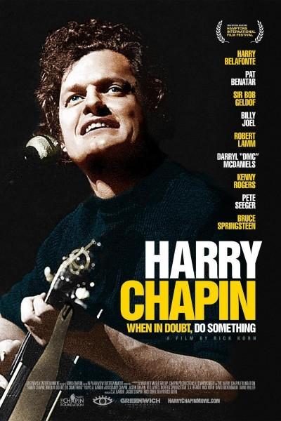Caratula, cartel, poster o portada de Harry Chapin: When in Doubt, Do Something