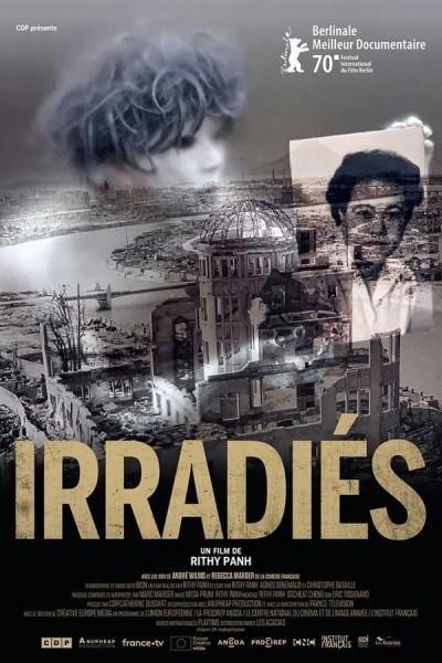 Caratula, cartel, poster o portada de Irradiés